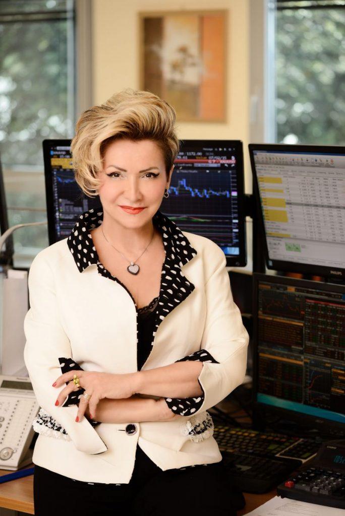 Ivana Ciabatti, presidente Federorafi