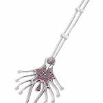Marianna Marolla, Pendant, Cosmos, Peseli Aquatic Collection