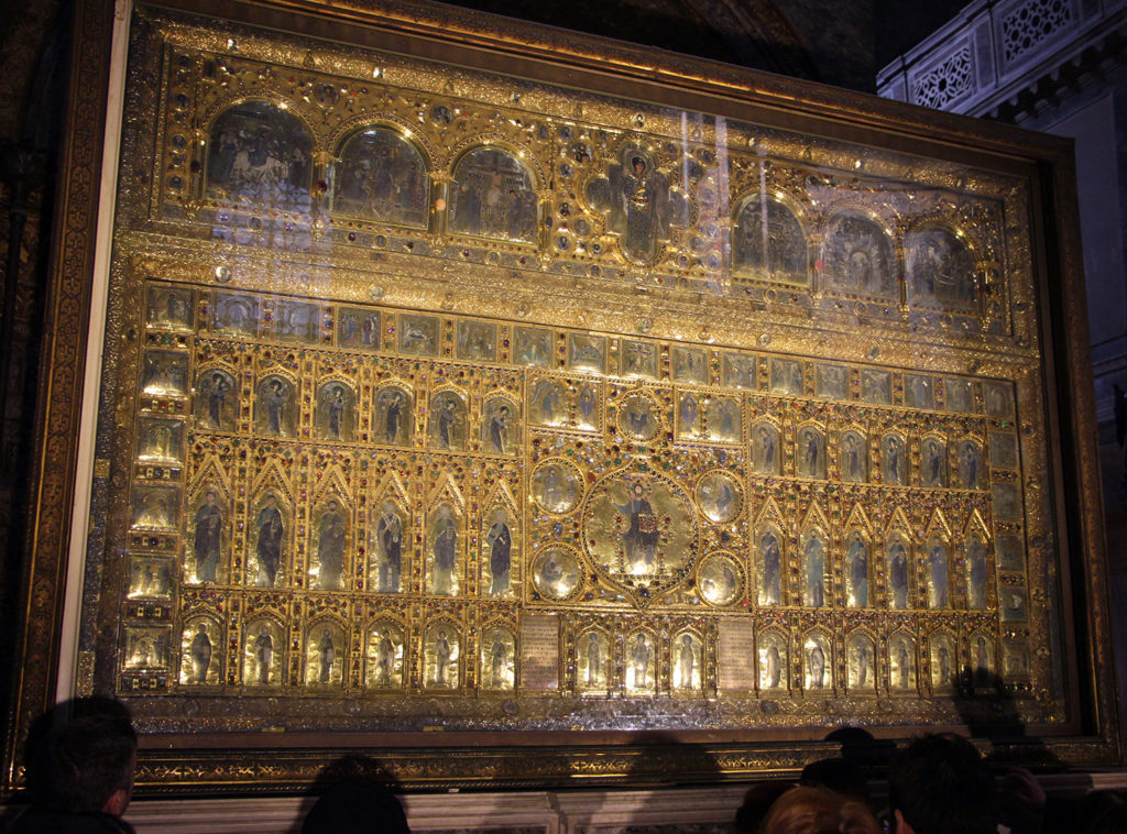 pala d'oro a venezia